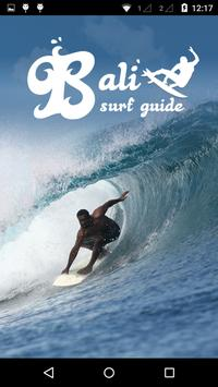 Bali Surf Guide Lite poster