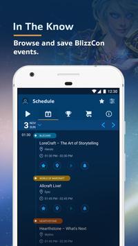 BlizzCon Mobile apk screenshot