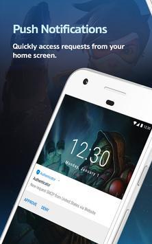 Blizzard Authenticator poster