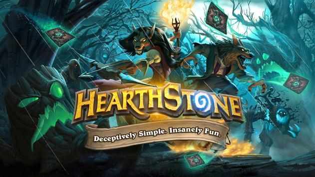 Hearthstone постер