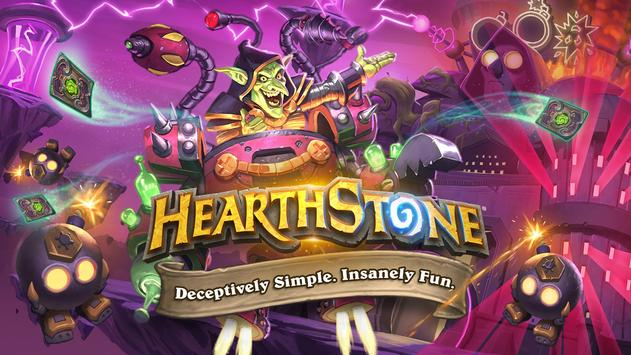 Hearthstone poster