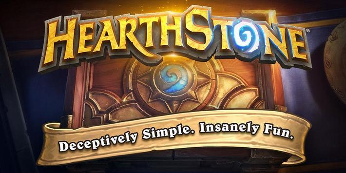 Hearthstone apk screenshot