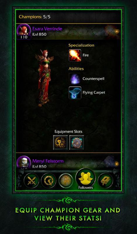 Game Warcraft Terbaru