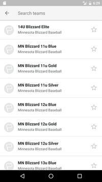 Blizzard Elite Baseball screenshot 2