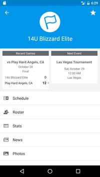 Blizzard Elite Baseball screenshot 3