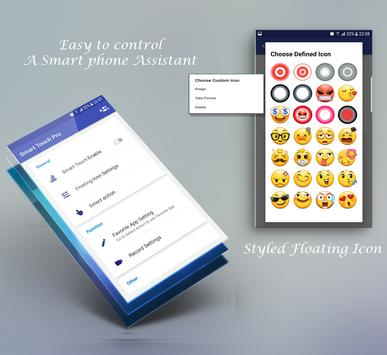 Smart Touch screenshot 2