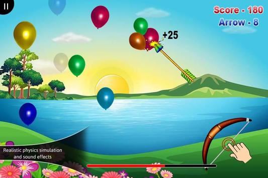 Balloon Shoting Archery poster