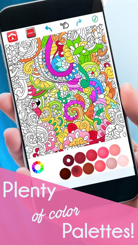 Coloring Book For Adults Free ColorWolf