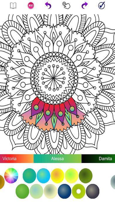 книжка раскраска для взрослых бесплатно для андроид