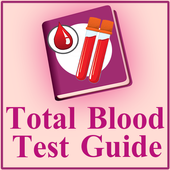 Total Blood Test and  Guide icon
