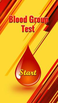 Blood Group Test Prank with Finger poster