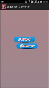 Sugar Test Converter poster