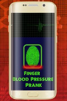 Finger Blood Pressure Prank screenshot 3