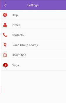 BloodApp Org screenshot 3