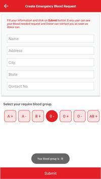 Blood Bank Anand apk screenshot