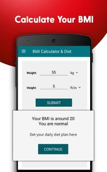 Blood Group Type & Balanced Diet Plans-Fitness App screenshot 2