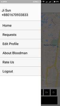 Bloodman apk screenshot
