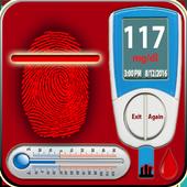 Blood Pressure/ Sugar Prank icon