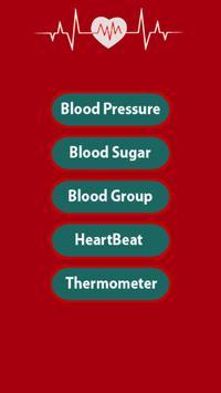 Blood Pressure/ Sugar Prank poster