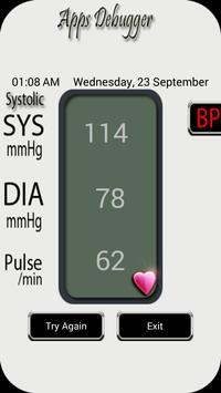 Blood Pressure/ Sugar Prank screenshot 2