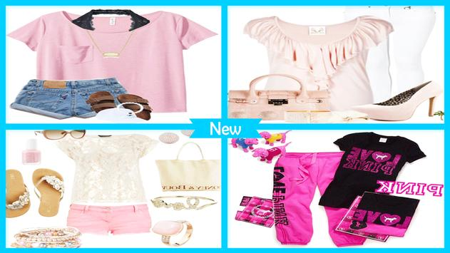 Adorable Pink Outfit Ideas screenshot 4