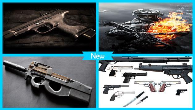 Best Guns Live Wallpaper screenshot 4