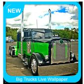 Big Trucks Live Wallpaper icon
