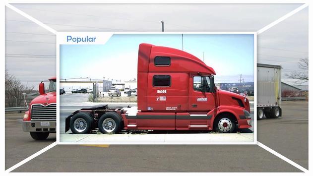 Big Trucks Live Wallpaper apk screenshot