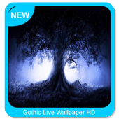 Gothic Live Wallpaper HD icon