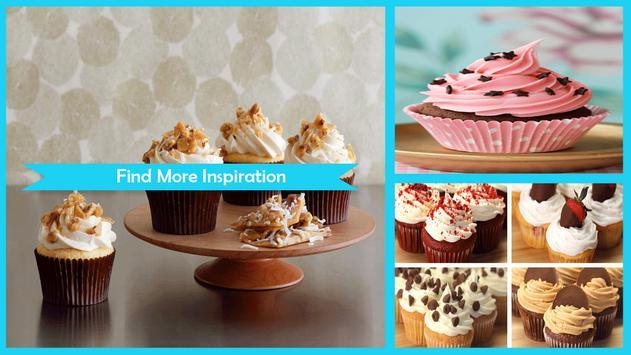 Delicious Cupcake Live Wallpaper poster
