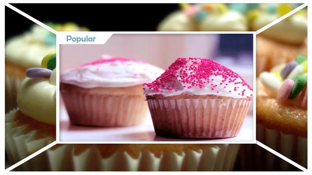 Delicious Cupcake Live Wallpaper apk screenshot