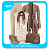 Stylish Fall Outfit Ideas icon