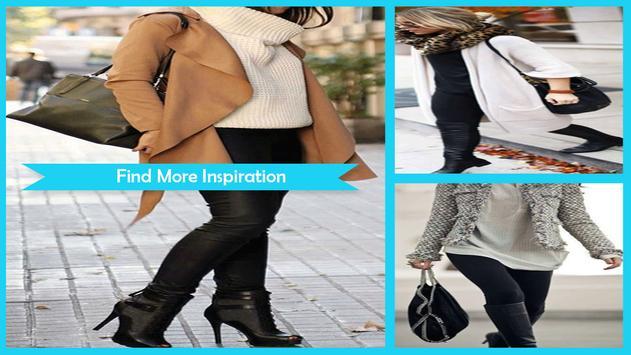 Stylish Fall Outfit Ideas apk screenshot
