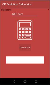 CP Calculator Evolution poster