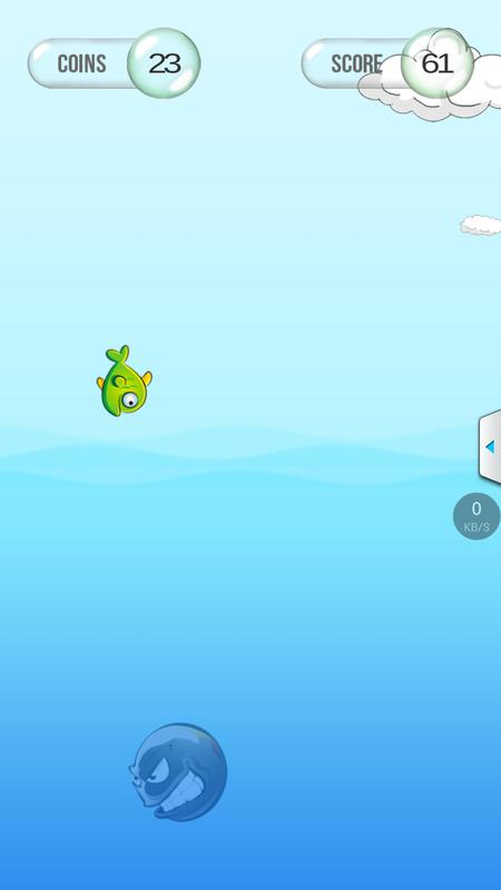 Crazy fish survival free families game apk download free for Survival fishing games