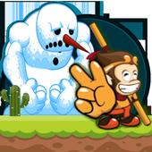Monkey Kong Battle Hunter free games icon