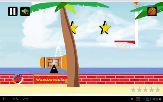 Blooper Basketball apk screenshot