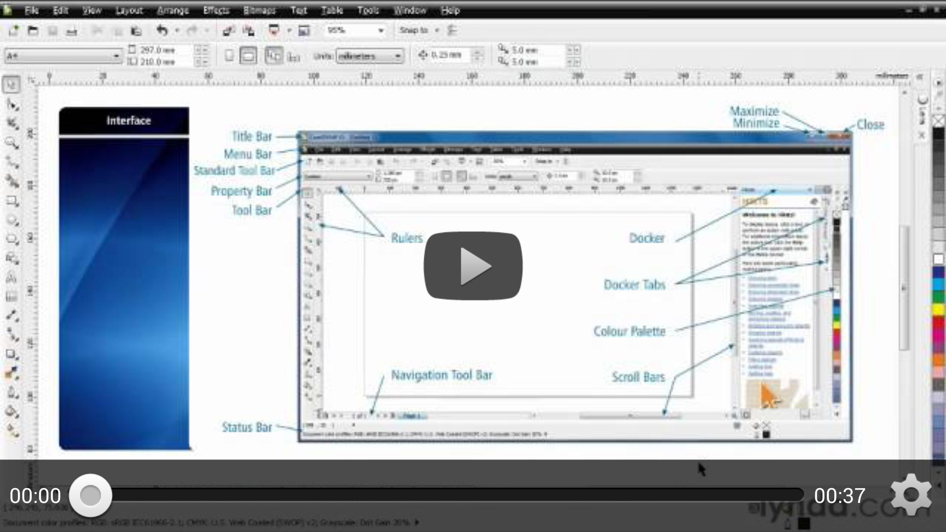 Video CorelDraw X7 Tutorials for Android - APK Download