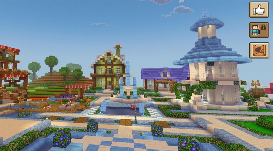 download block craft 3d building mod apk