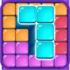 Blockform – sammele Blöcke Zeichen