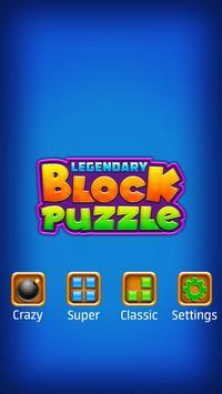 Legendary Block Puzzle poster