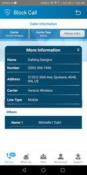 Block Call pak screenshot 7