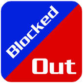 Blocked Out icon
