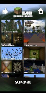 Карты Майнкрафт ПЕ screenshot 5