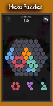 Puzzle Star: Latest Block, Hexa Puzzle game 2018 screenshot 2