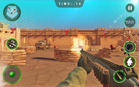 Counter Terrorist SWAT Shooter 2018 screenshot 10