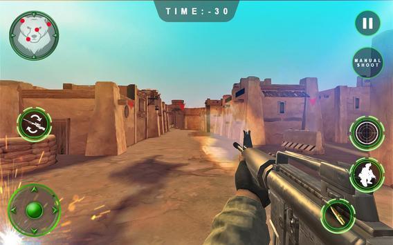 Counter Terrorist SWAT Shooter 2018 screenshot 11
