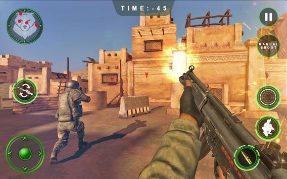 Counter Terrorist SWAT Shooter 2018 screenshot 1
