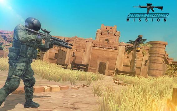 Counter Terrorist SWAT Shooter 2018 screenshot 4