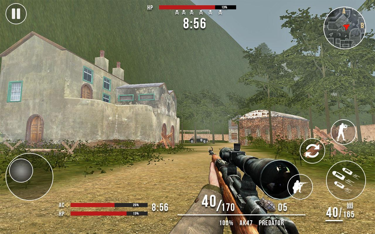 American vs Japanese Sniper for Android - APK Download